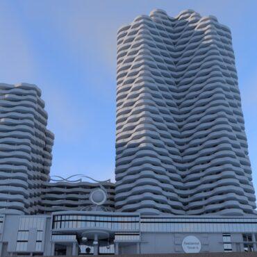 Ново строителство в София, Студентски град