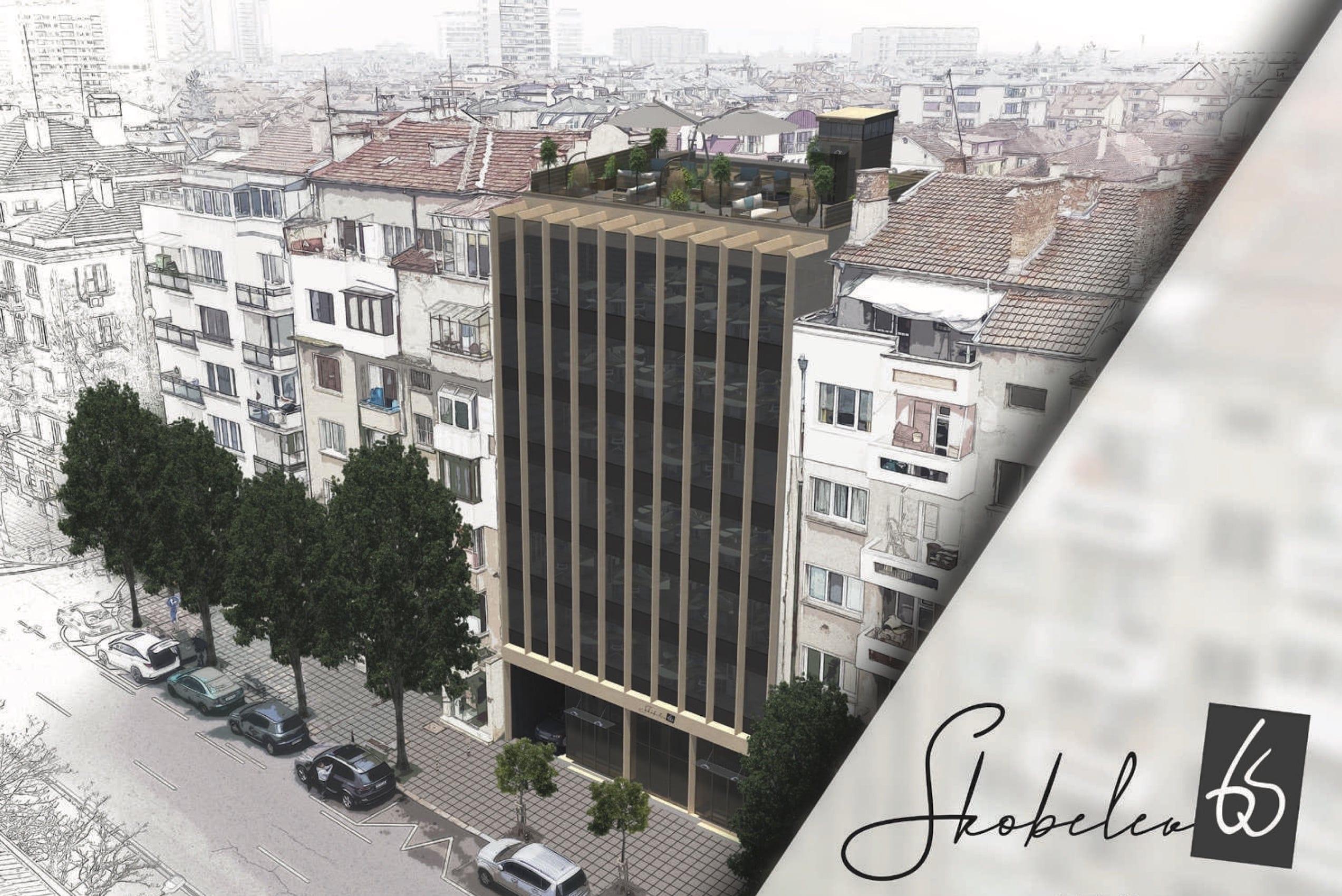 Офиси и офис сгради в София