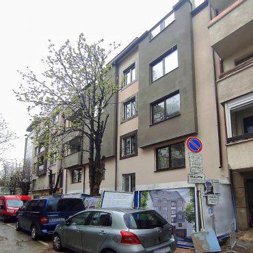 Нова сграда в София - Лозенец