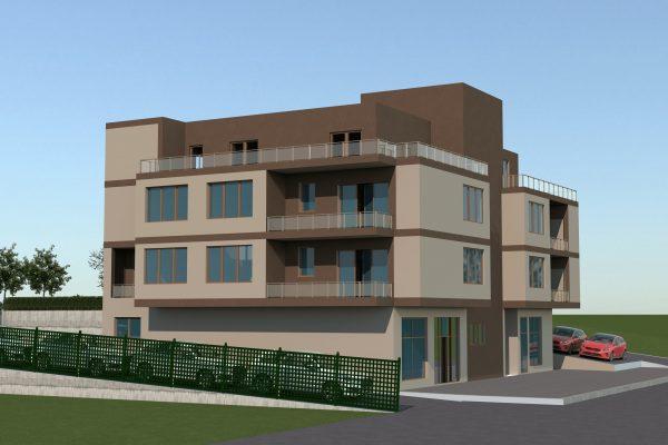 ново строителство в кв. карпузица