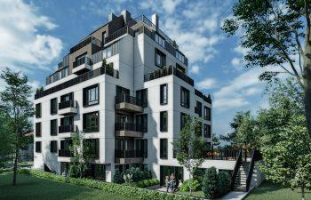 Продажба на имоти в Центъра- Нова сграда